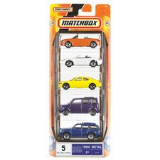 Matchbox Assortment Car Vehicle Set