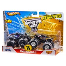 Monster Jam Demolition Doubles Assorted Style (2 Count)