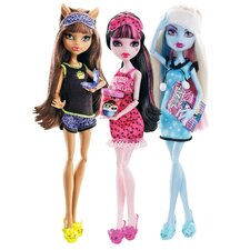 Monster High Dead Tired Doll Assortment
