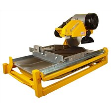 "2 HP 115 V 6"" Blade Capacity Wet Tile Saw"
