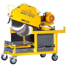 "10 HP 35"" Blade Capacity Masonry Saw"