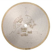 Cheetah Series Wet Tile Continuous Rim Diamond Blades