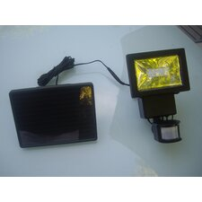 22.6 cm Solar Sensor Light with Separate Solar Panel