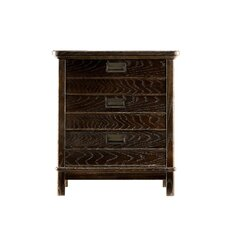 Resort Cape Comber Chairside 3 Drawer Chest