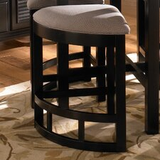 "Mirren Point 24"" Bar Stool with Cushion (Set of 4)"