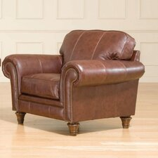 <strong>Broyhill®</strong> Bromley Leather Chair
