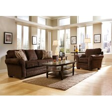 <strong>Broyhill®</strong> Zachary Sofa and Chair Set