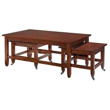 <strong>Broyhill®</strong> Counter Part Coffee Table Set