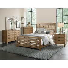 Ember Grove Slat Bedroom Collection