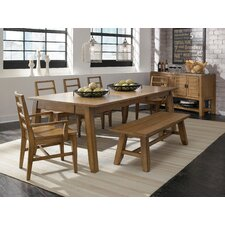 Ember Grove 4 Piece Dining Set