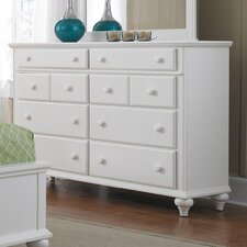 Hayden Place 8 Drawer Dresser
