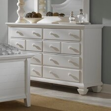 Mirren Harbor 6 Drawer Dresser