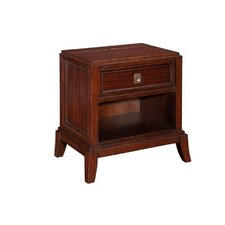 Antiquity 1 Drawer Nightstand
