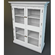Halifax 4 Glass Door Pantry