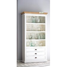 Halifax 3 Drawers Book Shelf with Recycled Timber option