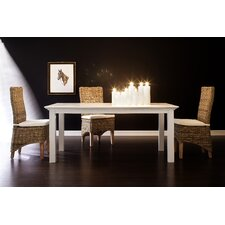 Halifax 160cm Dining Table with Recycled Timber option