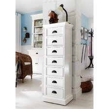 Halifax 7 Drawers Storage Unit with Recycled Timber option