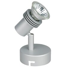 Tureis 1 Spotlight in Aluminium