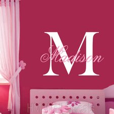 Personalised Name - Removable Wall Sticker