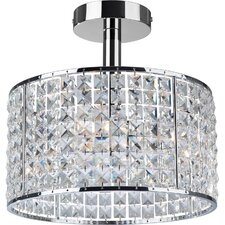 Pearl 4 Light Semi Flush Light