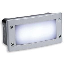 12 Light Recessed Wall Light