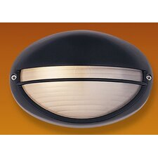 Streamline Half Moon Outdoor Wall Lantern
