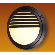 Verona 1 Light Flush Wall Light
