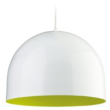 House 1 Light Bowl Pendant