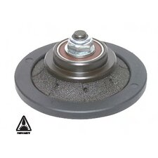 45 Degree Hand-Held Vacuum Brazed Profile Wheel