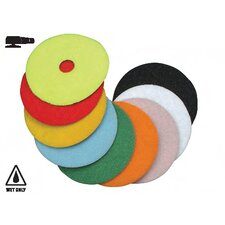 "4"" Set Wet Polishing Pad"