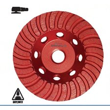 CTC32 Continuous Turbo Cup (Medium) Grinding Wheel