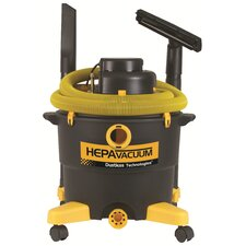 16 Gallon Hepa Wet / Dry Vacuum