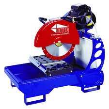 "Equipment 5.5 HP 14"" Blade Capacity Honda Tile Saw"