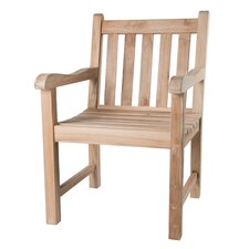 <strong>Arbora Teak</strong> London Garden Lounge Chair