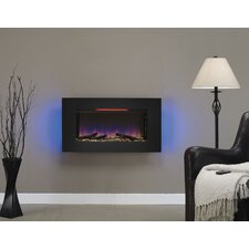 Elysium Wall Mount Electric Fireplace