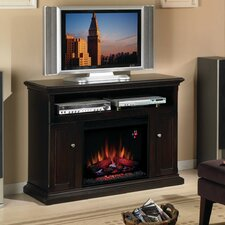 "Cannes 47"" TV Stand with 23EF031GRP Electric Fireplace"