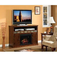 "<strong>Classic Flame</strong> Advantage Sedona 52"" TV Stand with Electric Fireplace"