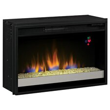 Contemporary Electric Insert Fireplace