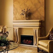 Builder Box Electric Insert Fireplace