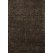 Clarissa Chocolate Solid Area Rug
