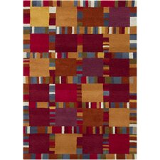 Gagan Geometric Area Rug