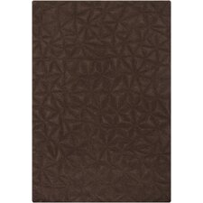 Celina Brown Solid Rug