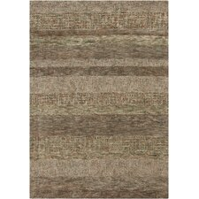Harber Dark Brown Area Rug