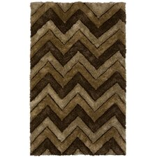 Filix Brown/Tan Area Rug