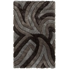 Filix Black/Gray Area Rug