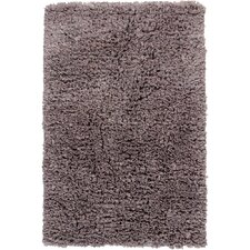 Paper Shag Grey Area Rug