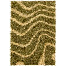 Fola Green/Yellow Area Rug