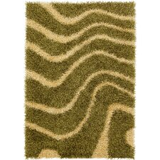 Fola Green / Yellow Rug