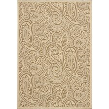 Ryan Beige Indoor/Outdoor Rug