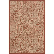 Ryan Red Indoor/Outdoor Area Rug